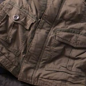 TNA Jackets & Coats - TNA - Green Platoon Jacket size small